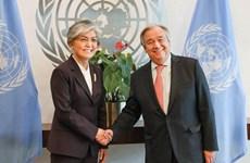 L'ONU et l'ASEAN soutiennent la dénucléarisation de la péninsule coréenne
