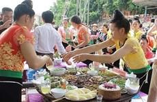 Les ethnies vietnamiennes affichent leurs belles couleurs à Hanoi