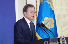 Le président sud-coréen aura un sommet avec les dirigeants de l'ASEAN