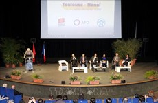 Clôture des 11e Assises de la coopération décentralisée franco-vietnamienne à Toulouse