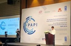 Rapport PAPI 2018: Les citoyens sont plus satisfaits des services publics