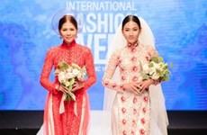 """Lancement de la collection """"Légende de la mode sud-coréenne"""" au Vietnam"""