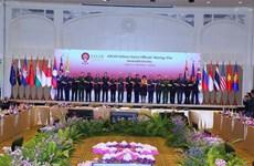 Défense: L'ASEAN et ses partenaires de dialogue se réunissent en Thaïlande