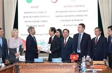 L'IFC aide Hô Chi Minh-Ville à construire des installations médicales par le PPP