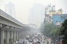 Pollution de l'air: Quelle est la vraie situation de Hanoi?