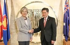 La R. de Corée souhaite élargir les relations avec l'ASEAN