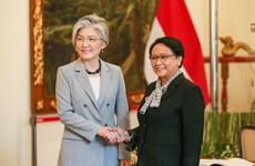 Séoul et Jakarta conviennent de renforcer les relations bilatérales