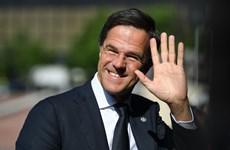 Le Premier ministre néerlandais entame une visite officielle au Vietnam