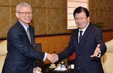 Le Vietnam déroule le tapis rouge pour les investisseurs thaïlandais