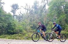 """Lao Cai: course cycliste """"Au milieu la saison des rhododendrons"""""""