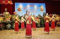L'ambassade du Laos célèbre le Boun Pimay au cœur de Hanoi