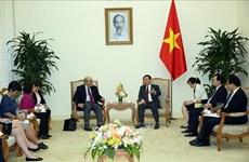 Le Vietnam souhaite recevoir davantage l'assistance du FMI