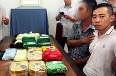 Saisie de 26 kilogrammes de drogue transportés du Cambodge