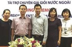 Un Vietnamien aux États-Unis apporte sa pierre à la sécurité des réservoirs