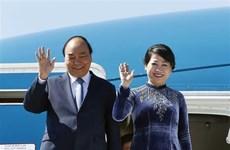 Le PM Nguyen Xuan Phuc entame sa visite officielle en République tchèque