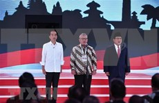 Début des élections présidentielle et législative en Indonésie