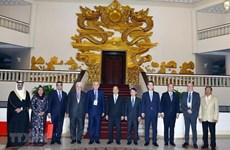 Le PM reçoit les participants à la 44e réunion du Comité exécutif de l'OANA