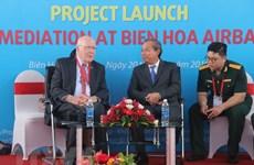 Le Vietnam et les Etats-Unis signent un document pour assister les personnes handicapées