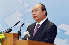Le Premier ministre expose des solutions en matière d'intégration internationale
