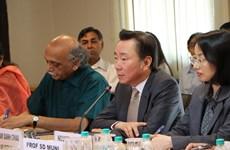 Colloque sur la coopération maritime Inde-Vietnam