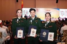 La 74e Assemblée générale et le Congrès du CISM à Ho Chi Minh-Ville