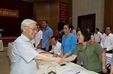 Le dirigeant Nguyen Phu Trong reprendra son travail bientôt