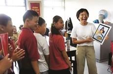 Peng-Sim Eng, dévouée pour les enfants handicapés et autistes