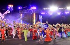 Le Festival de la mer de Nha Trang, acmé de l'Année nationale du tourisme 2019