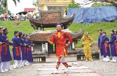 Hanoï œuvre à la promotion des patrimoines culturels nationaux