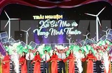Ouverture de la Fête du vin et des raisins de Ninh Thuân 2019