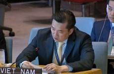 Le Vietnam appelle à la restauration du rôle de l'autorité palestinienne dans la bande du Gaza