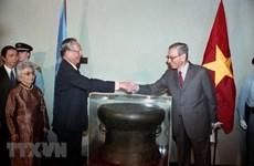 La presse cambodgienne et américaine regrette l'ancien président Lê Duc Anh