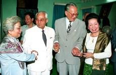 La cérémonie funéraire de l'ancien président Le Duc Anh à l'étranger