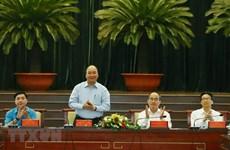 Le PM Nguyen Xuan Phuc parle du rôle des travailleurs hautement qualifiés