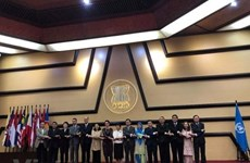 L'ASEAN et l'ONU révisent leur coopération jusqu'en 2020