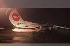 Myanmar: un avion sort de la piste, onze blesses