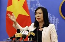 Le Vietnam a suffisamment de bases pour sa souveraineté sur Hoang Sa et Truong Sa