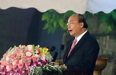 Le PM assiste au 990e anniversaire de la province de Thanh Hoa