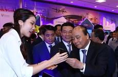 Le PM au premier Forum national de développement des entreprises technologiques