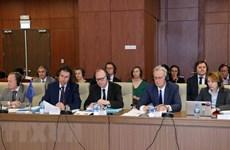 Le Vietnam et l'UE s'emploient à promouvoir le partenariat et la coopération intégrale