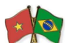 Célébration des 30 ans des relations Vietnam-Brésil à Brasilia