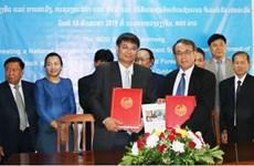 Une Sarl vietnamienne aide le Laos à s'informer pour prévenir les épizooties