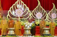 La Journée du Vesak 2019 s'achève par la Déclaration de Hà Nam