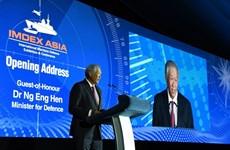 Singapour appelle les pays de la région à mettre en place des règles maritimes communes