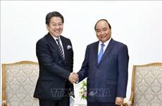 La JBIC prête à aider le Vietnam dans le développement de projets d'électricité