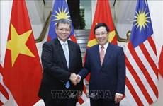 Vietnam et Malaisie visent 15 milliards de dollars du commerce bilatéral