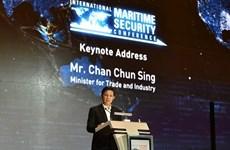 Sécurité maritime : Singapour insiste sur la confiance et la coopération