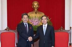 Le Vietnam promet de favoriser les entreprises japonaises