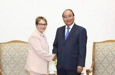 Le PM Nguyên Xuân Phuc invite le Brésil à promouvoir le commerce agricole