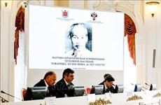 Symposium sur l'héritage spirituel du président Ho Chi Minh en Russie
